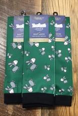 Ovation Ovation Footzees Boot Socks Donkie Trot