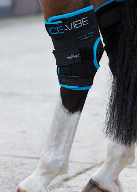 Horseware Ireland Horseware Ice-Vibe Hock Wrap Full