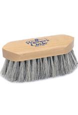 Hill Brush 6 ¼'' grey English Union Fiber Champion Dandy brush