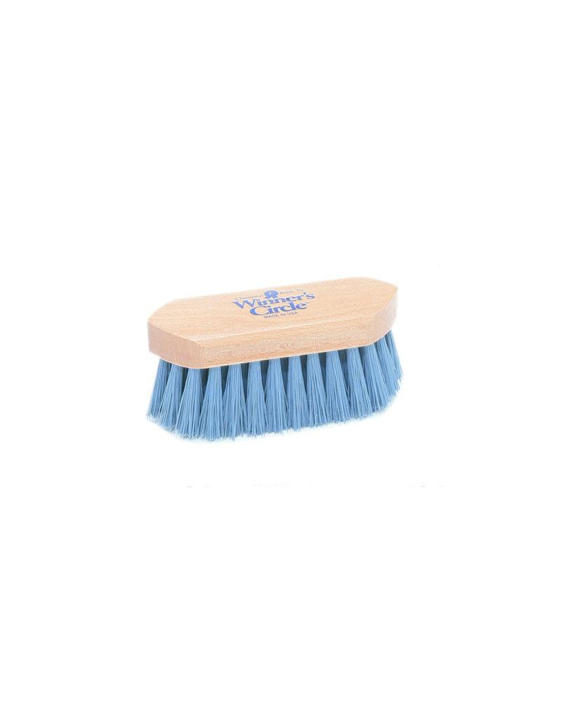 Hill Brush 6 ¼'' Medium Slate Polypropylene Champion Dandy Brush