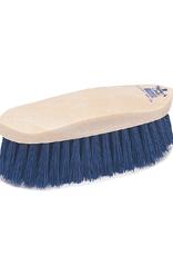 Hill Brush 8 ¼'' Stiff Navy Polypropylene Champion Dandy Brush