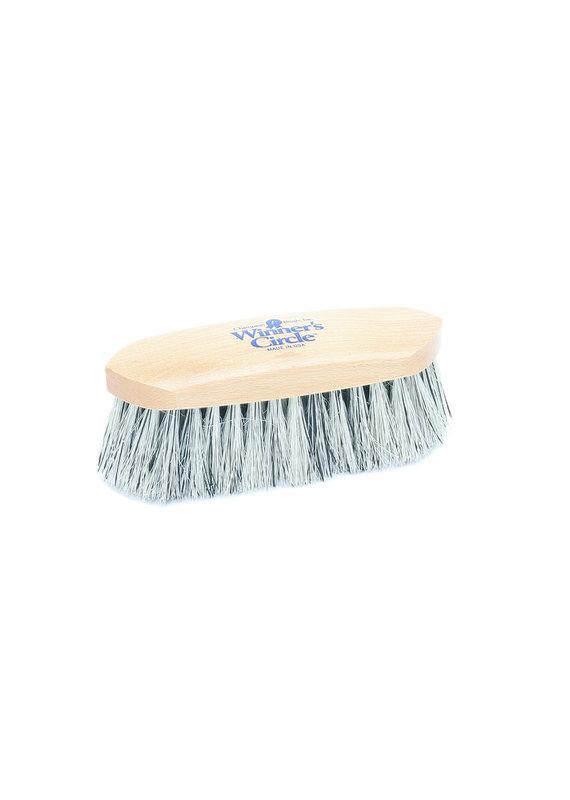Hill Brush 7 ½'' Grey English Union Fiber Champion Dandy Brush