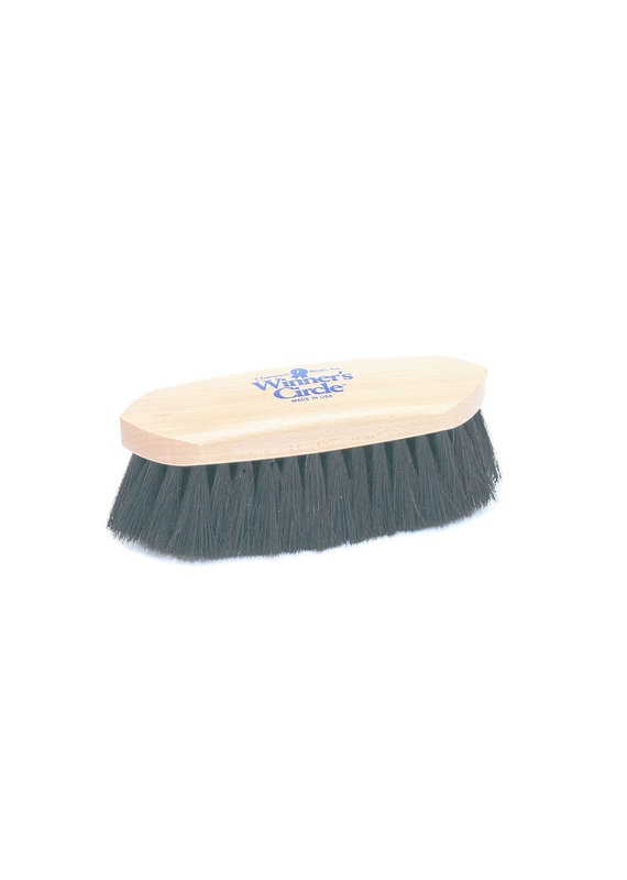 "Hill Brush 7 ½"" Horse Hair Blend Champion Dandy Brush"