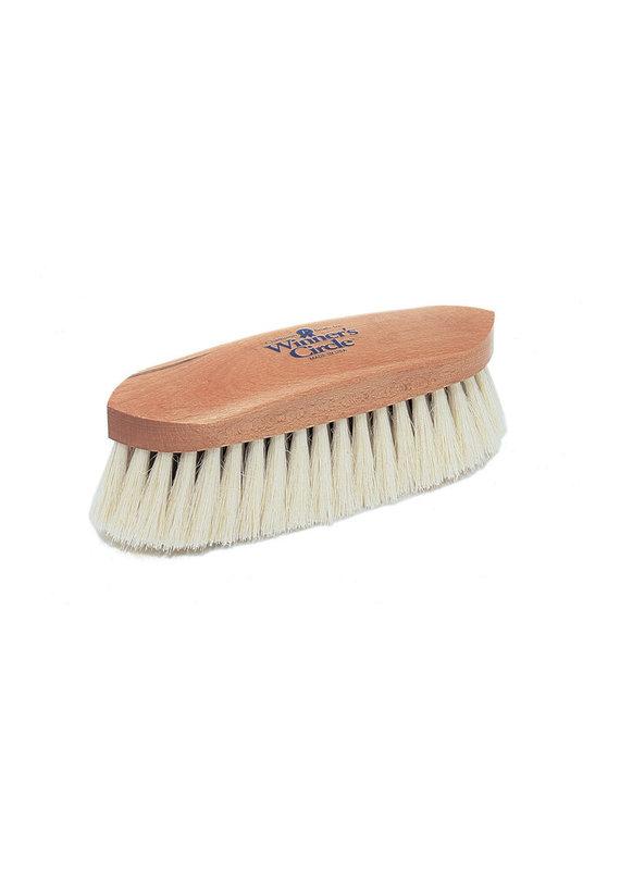 Hill Brush 7 ½'' Soft Ivory Polypropylene Champion Dandy Brush