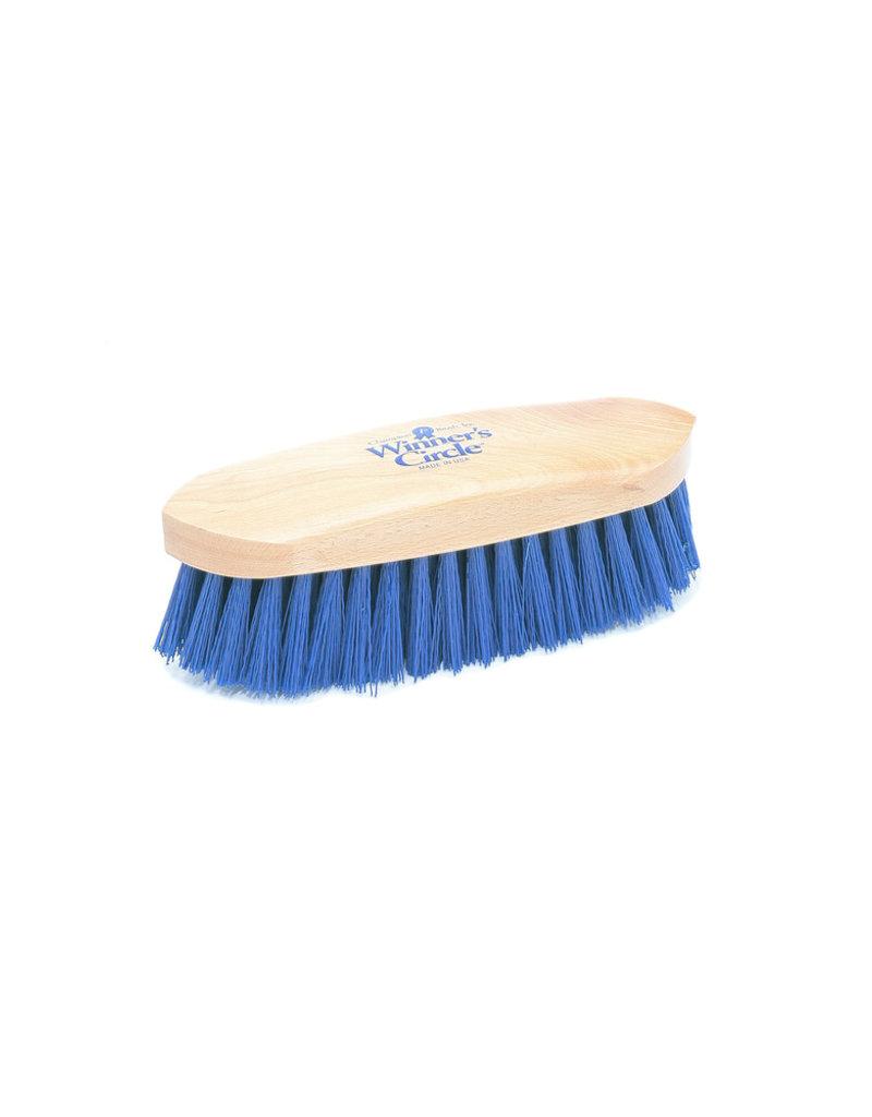 Hill Brush 8 ¼'' Navy Polypropylene Champion Dandy Brush