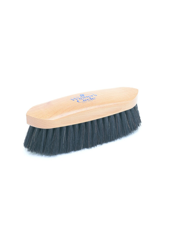 "Hill Brush 8 ¼ "" Horse Hair Blend Champion Dandy Brush"