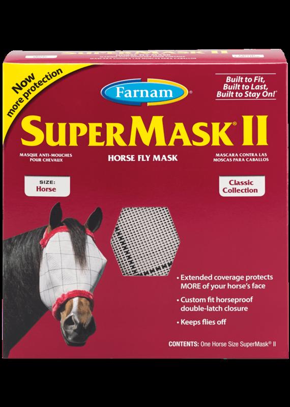 Farnam SuperMask II Fly Mask