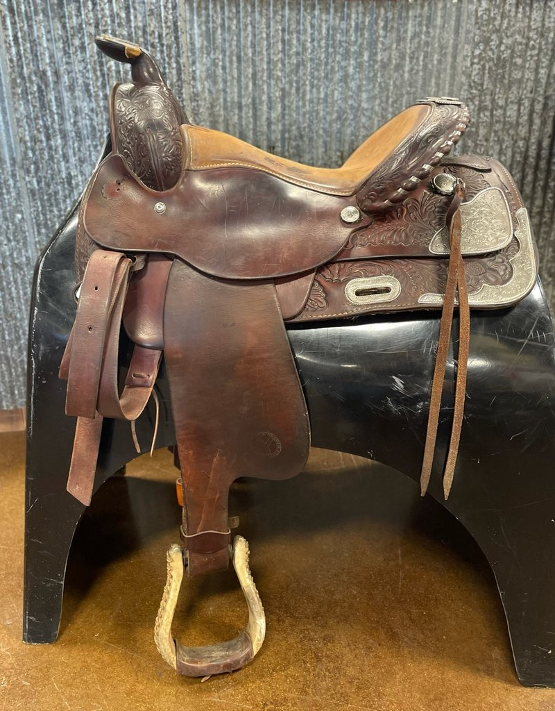 """Consignment Saddle #381 Circle Y Park and Trail 14"""""""