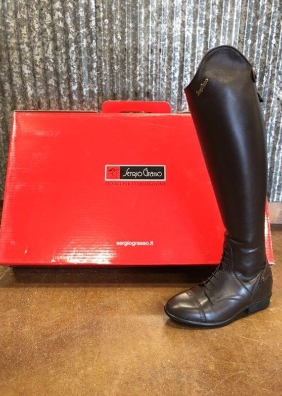 Sergio Grasso Sergio Grasso Custom Boot with SG Ultratech Chocolate Brown 37 HE