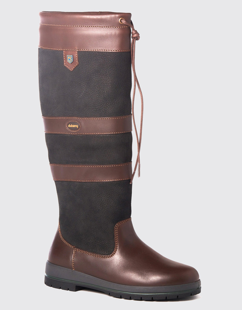 Dubarry Dubarry Galway Boots Black/Brown