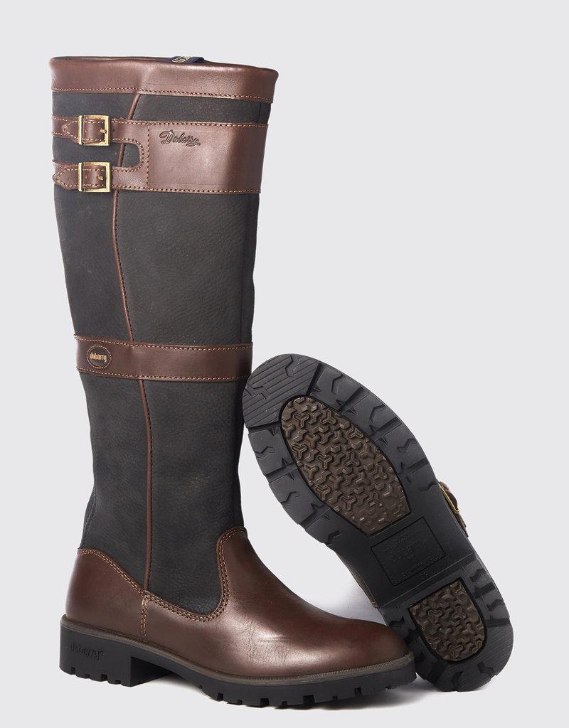 Dubarry Dubarry Longford Boots Black/Brown