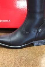 Sergio Grasso Sergio Grasso Custom Michel Robert Nizza Dress Boot with Swarovski American Flag 38 HEE