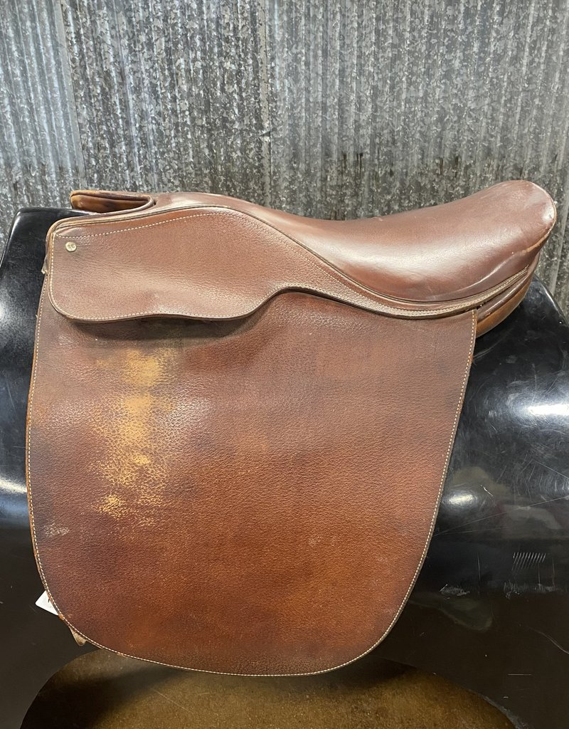 """Consignment Saddle #271 Rossi Y Caruso 20.5"""""""