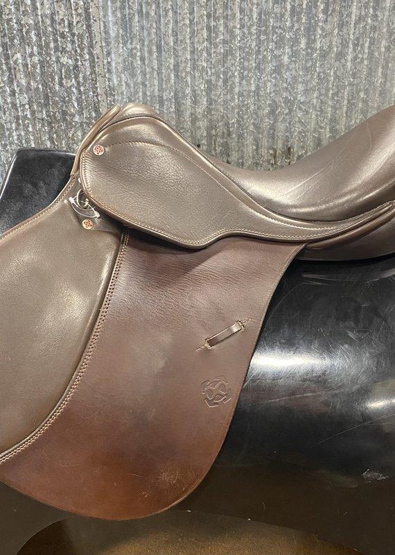 """Consignment Saddle #348 Corbette All Purpose 17.5"""""""