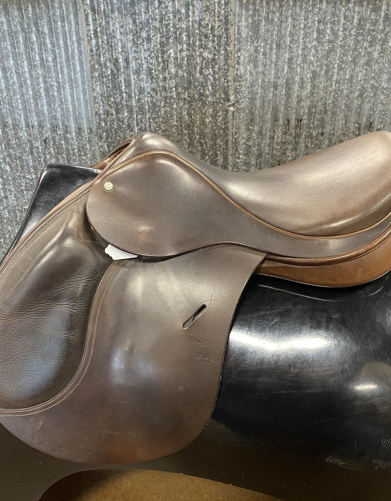 """Consignment Saddle #291 David Stackhouse 18"""""""