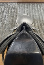 "Consignment Saddle #372 Dressage 17"""