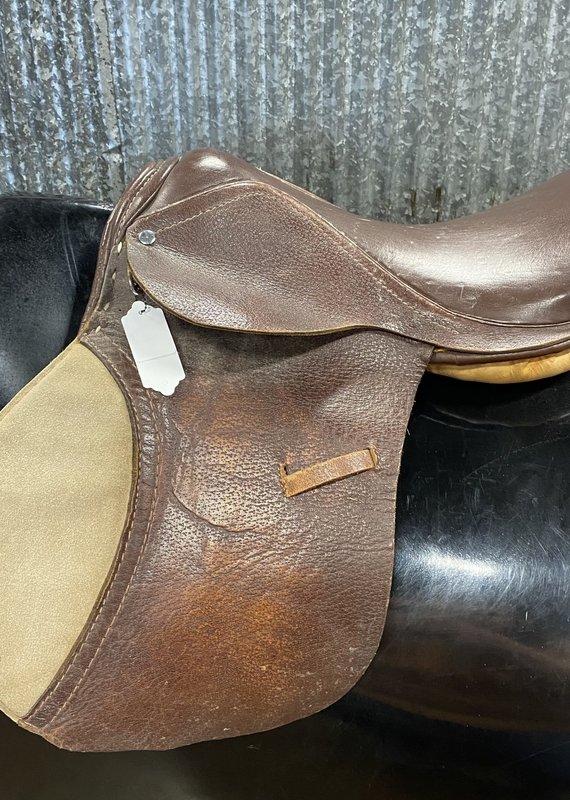 "Consignment Saddle #315 All Purpose Pony Saddle 15"""