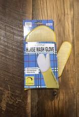 Epona Epona Horse Wash Glove Yellow