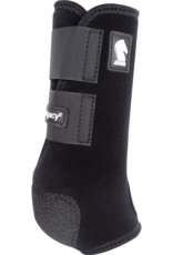 Classic Equine Classic Equine Legacy2 Protective Boots (Hind) Black