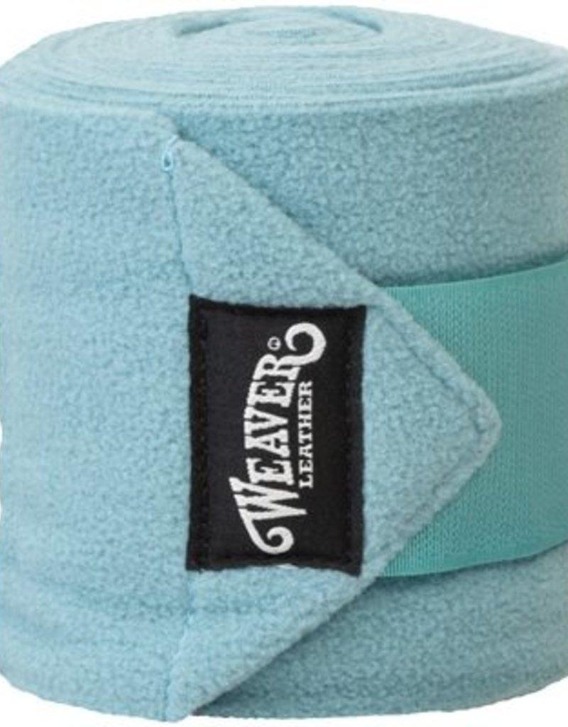Weaver Leather Weaver 4 Pack Polo Wraps Slate Blue