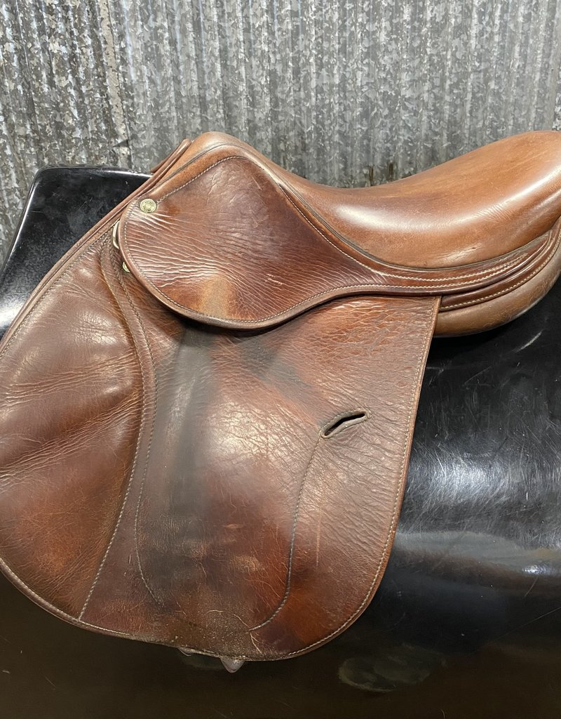 """Consignment Saddle #395 15"""" Antares"""