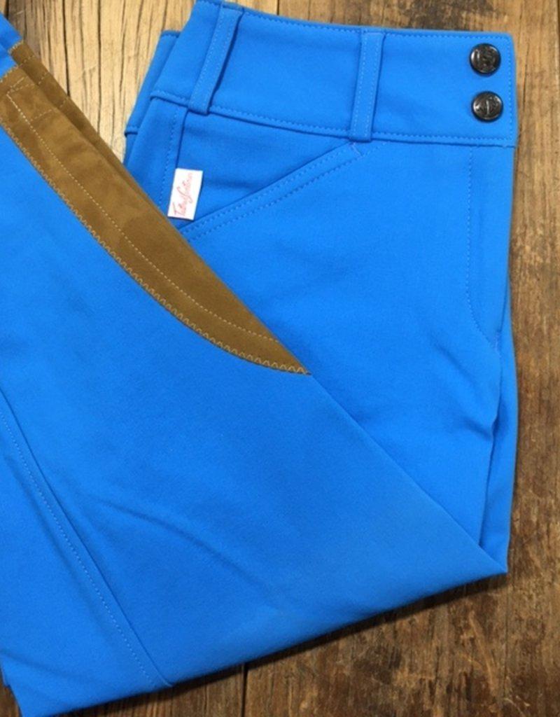 The Tailored Sportsman The Tailored Sportsman Women's Trophy Hunter Breech Front Zip Blue Blazes/ Tan 24R
