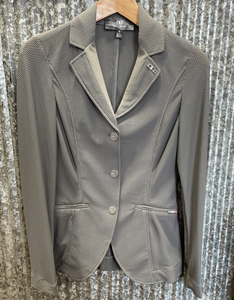 Horseware Ireland Horseware MotionLite Ladies Show Coat Grey