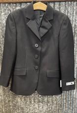R.J. Classics R.J. Classics Girl's Hampton Show Coat Black