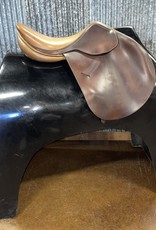 "Consignment Saddle #366 Butet Jumping 17"" L"