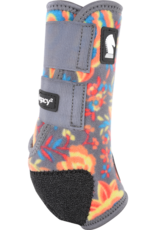 Classic Equine Classic Equine Legacy2 Protective Boots (Front) Wild Flower M