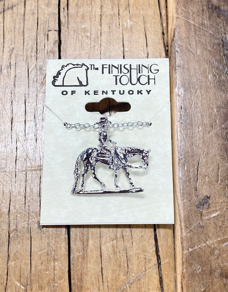The Finishing Touch Of Kentucky Western Pleasure Necklace