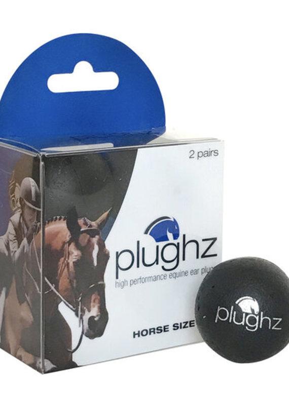 Plughz Plughz Ear Plugs Horse Size 2 Pack