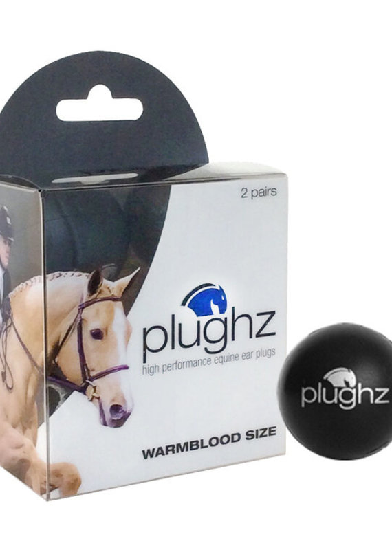 Plughz Plughz Ear Plugs Warmblood Size 2 Pack