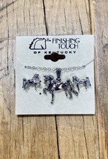 The Finishing Touch Of Kentucky Silver  Saddlebred Gift Set