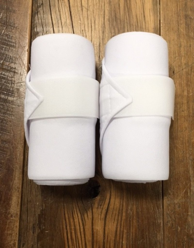 Nunn Finer Vac's Standing Wrap 12' White Extra Long Velcro