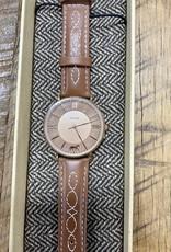 Spiced Equestrian Spiced Equestrian Fancy Stitch Wrist Watch
