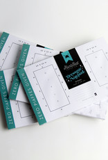 Hunt Seat Paper Co. Hunt Seat Paper Co. Dressage Notepad