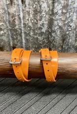 Nunn Finer Orange Easiest Spur Straps Ever