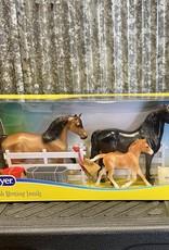 Breyer Breyer Spanish Mustang Family