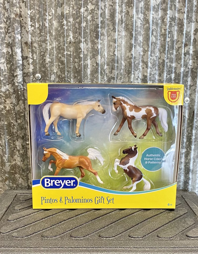 Breyer Breyer Pintos and Palominos Gift Set