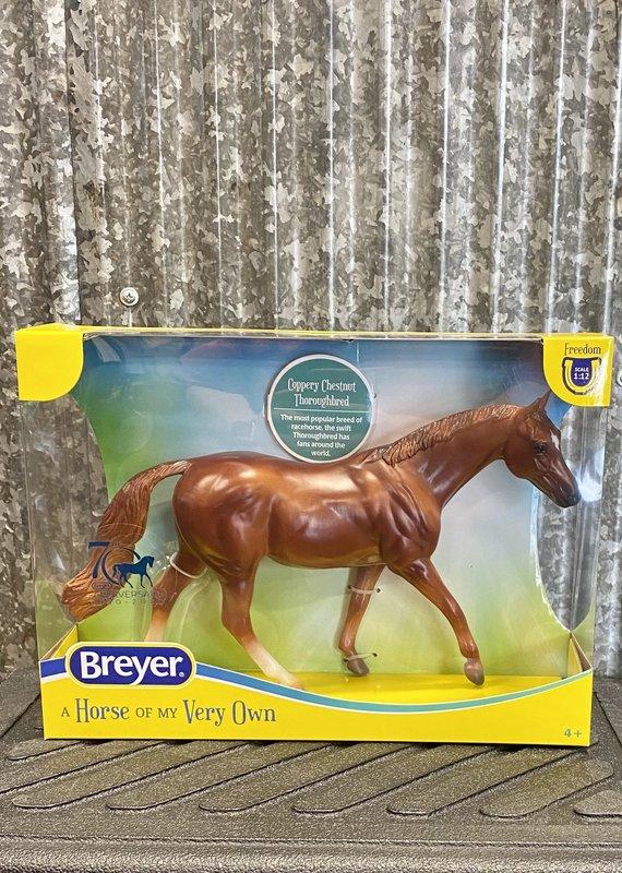 Breyer Breyer Freedom Series Coppery Chestnut Thoroughbred