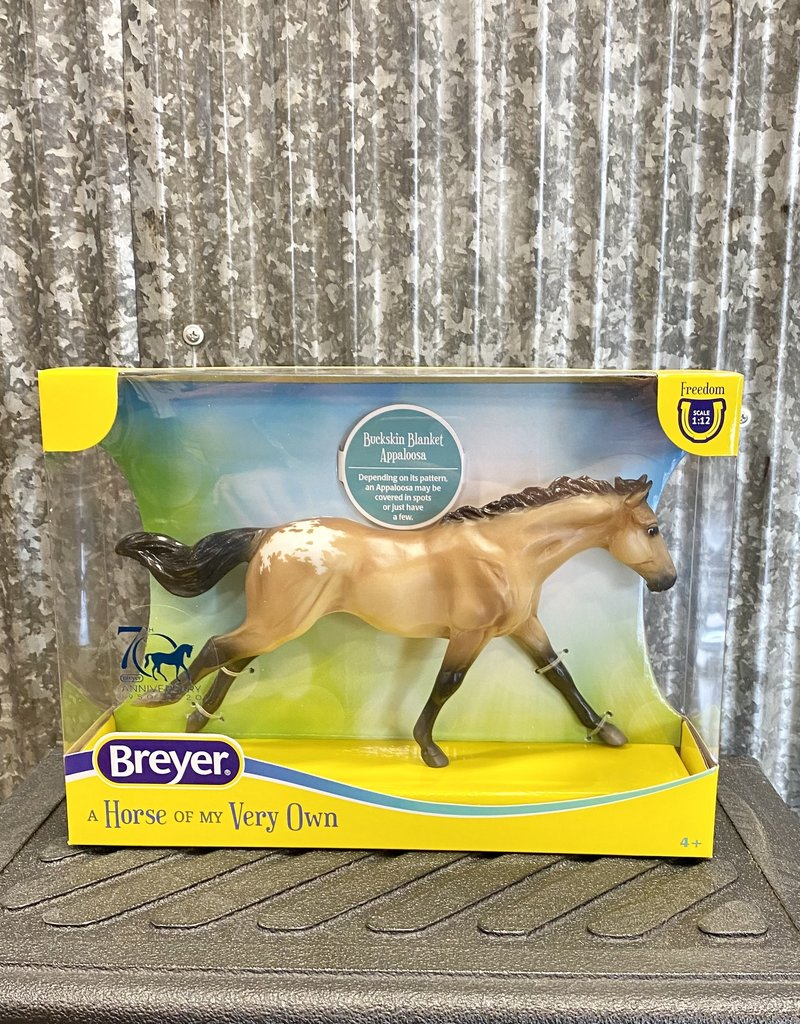 Breyer Breyer Freedom Series Buckskin Blanket Appaloosa