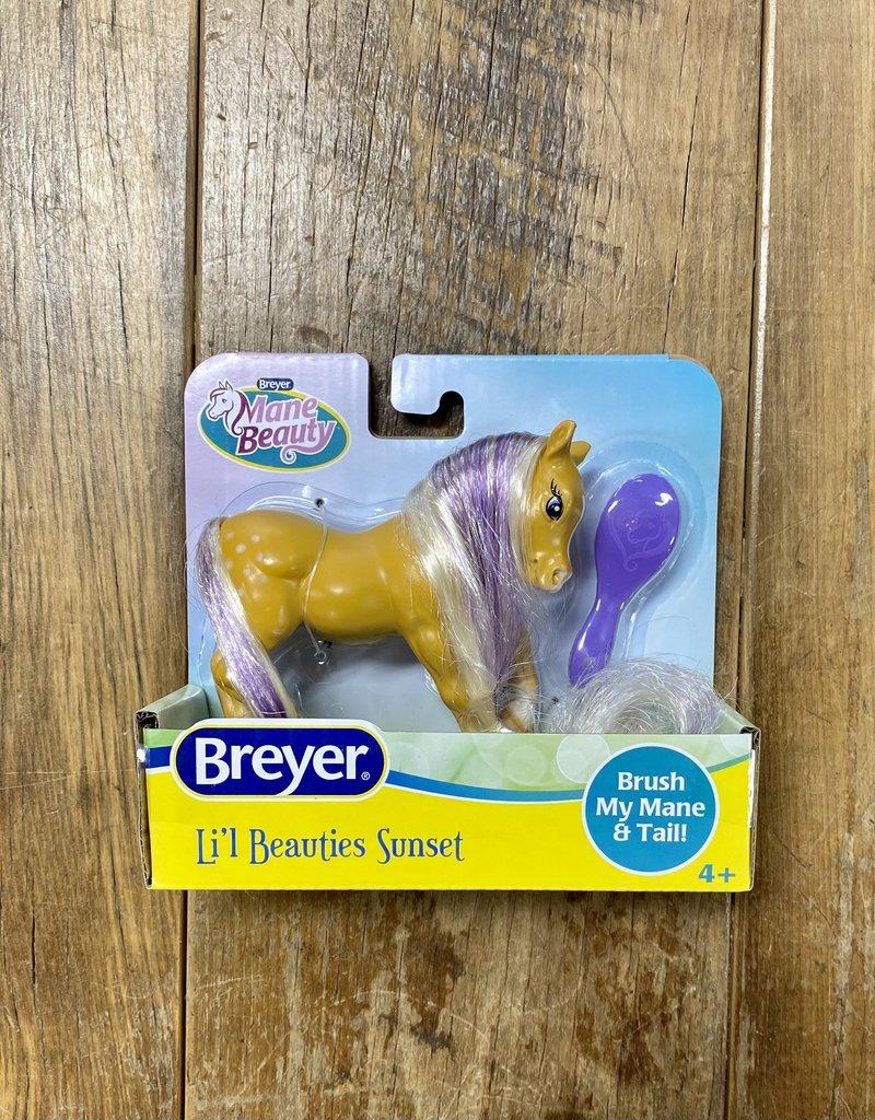 Breyer Breyer Li'l Beauties Sunset