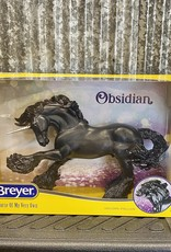 Breyer Breyer Obsidian 2021 Unicorn