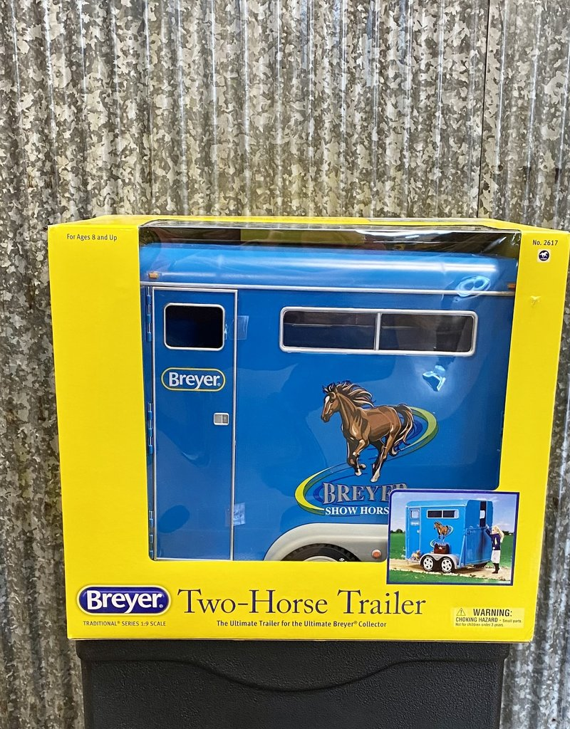 Breyer Breyer Traditional Series Two-Horse Trailer