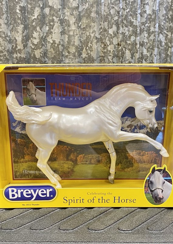 Breyer Breyer Thunder Team Mascot