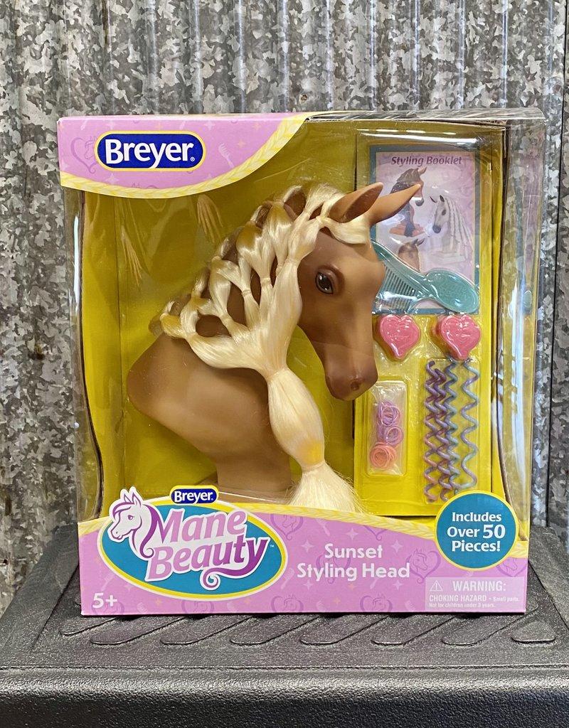 Breyer Breyer Sunset Styling Head