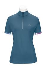 R.J. Classics R.J. Classics Maya Short Sleeve Training Shirt Calypso Blue