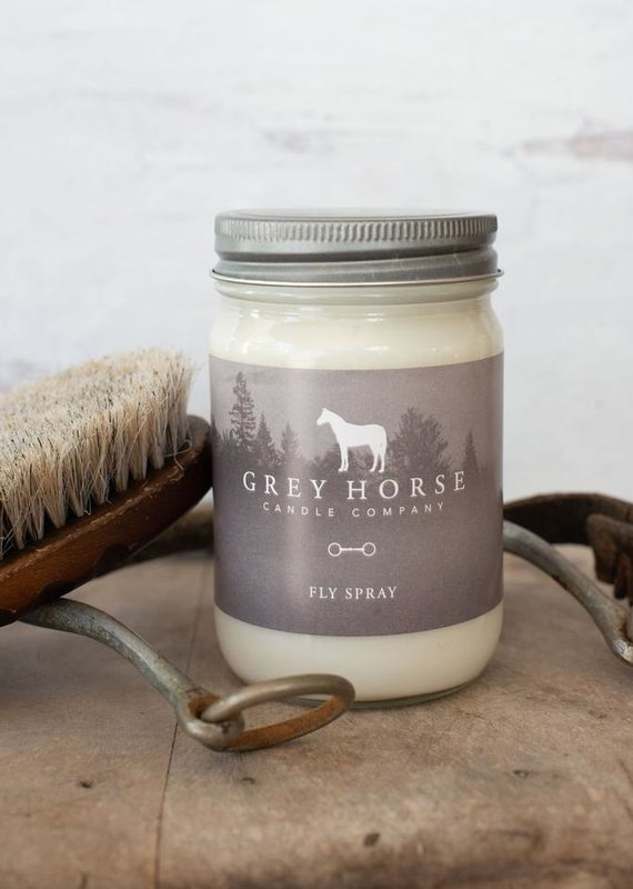 Grey Horse Candle Co Grey Horse 'Fly Spray' Candle