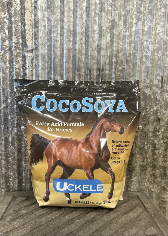 Uckele CocoSoya 5lb Granules